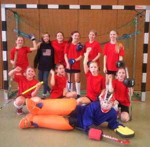 Hockey: Berliner Schulmeisterschaft