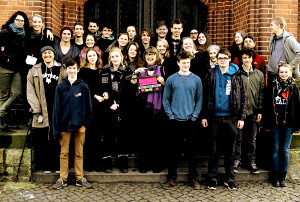 Potsdam präsentiert sich am Potsdamer Platz