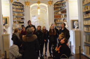 Exkursion der Deutschkurse 11