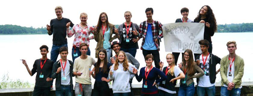 Deutsche SchülerAkademie 2016: Sally U. berichtet