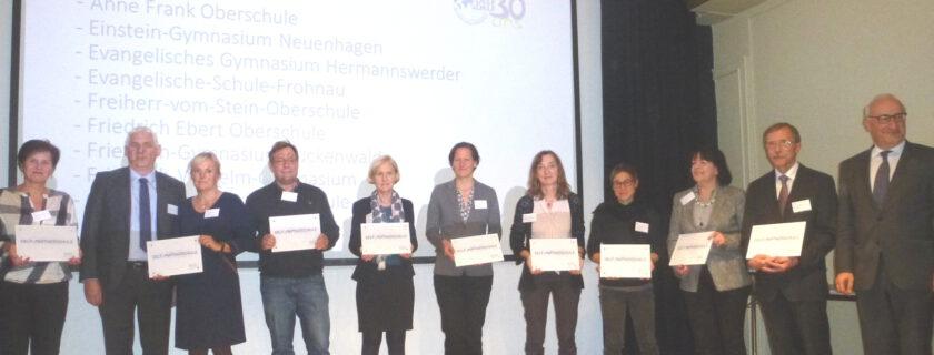 Ev. Gymnasium Hermannswerder wird DELF-Partnerschule