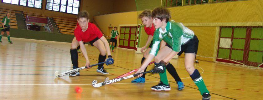 Schulhockey: Erfolg der Jungenmannschaften
