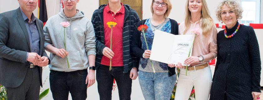 """""""der tornowgraph"""": beste Schülerzeitung Brandenburgs"""