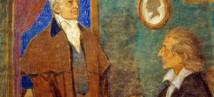 Auf den Spuren von Schiller und Goethe