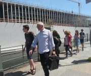 Wahlpflichtkurs Alt-Griechisch unterwegs in Berlin