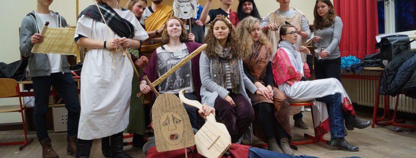 Mit WISSEN und Kaiser Augustus auf dem ersten Platz