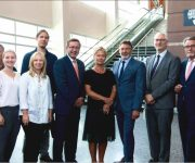 Schulpartnerschaft mit Washington Highschool vorbereitet