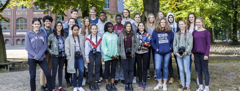 Interkulturelles Projekt des Goethe-Instituts auf Hermannswerder