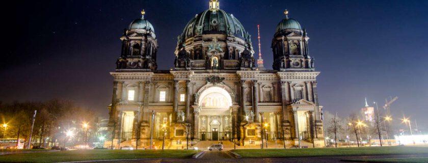 Laudate omnes gentes zum Abschluss der 16. Berliner Domnacht