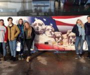 German students visit Sioux Falls- Ein Bericht in der Schülerzeitung der WHS
