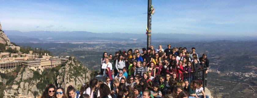 Intercanvi Igualada – Internationale Chorbegegnung Junge Kantorei- Coral Infantil