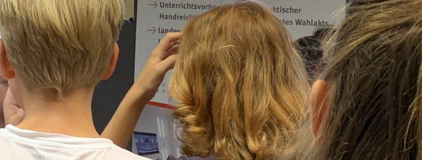 Juniorwahl zur Landtagswahl in Brandenburg 2019