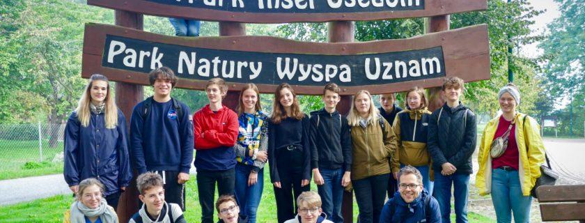 Die Usedom-Fahrt
