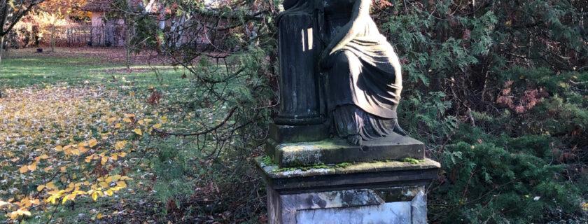 Spurensuche auf dem Alten Friedhof