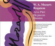 Absage Requiem von Wolfgang Amadeus Mozart 15.3. 2020 Inselkirche