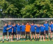 Kreisfinale Fußball: Jugend trainiert für Olympia