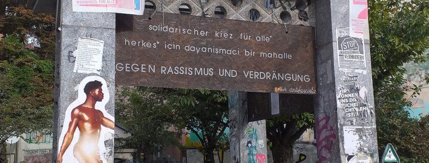 Hermannswerder goes Kreuzberg